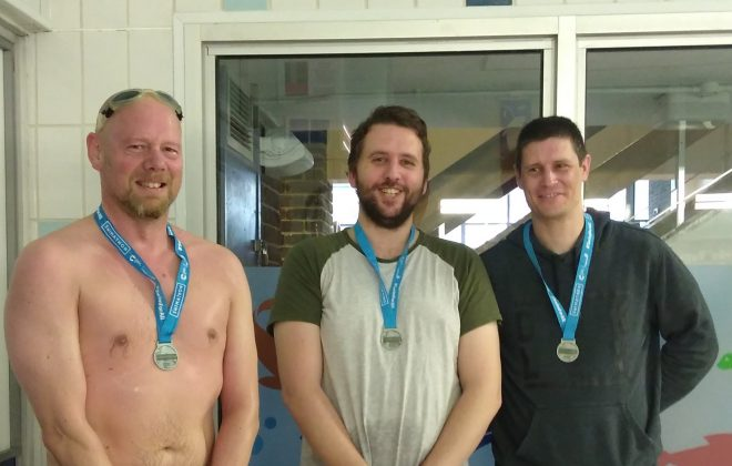 Swimathon - update - completed...
