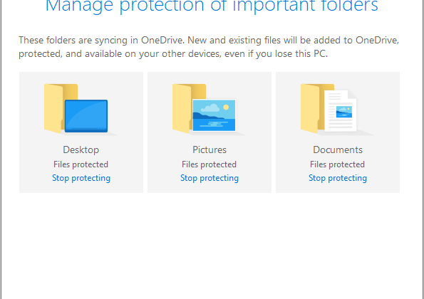 Use OneDrive as a backup, it's free!