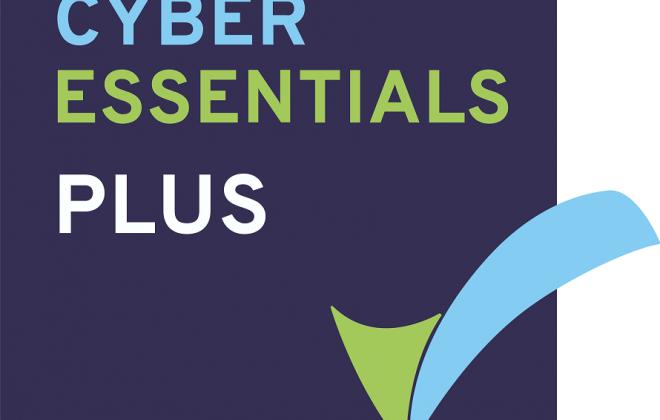 Cyber Essentials Plus - passed